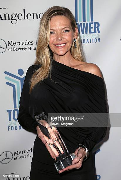 Actress/producer Christina Simpkins attends Tower Cancer Research Foundation's Tower of Hope Gala at The Beverly Hilton Hotel on May 19 2016 in...