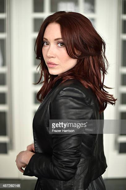 Actress/producer Daisy Lewis attends Screen International LA Stars at the Viceroy Hotel on October 14 2014 in Santa Monica California