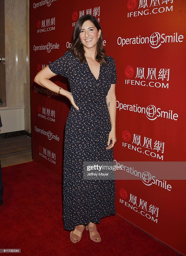 Operation Smile's Annual Smile Gala - Arrivals : News Photo