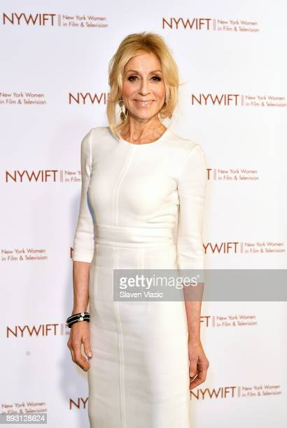 Actress/producer Judith Light attends 38th Annual Muse Awards at New York Hilton Midtown on December 14 2017 in New York City