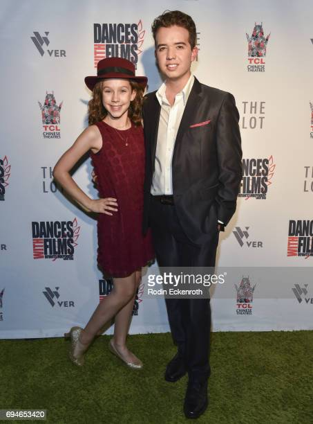 Actress/producer Kacey Fifield and music producer Ricardo Padua attend the 20th Annual Dances with Films premiere of 'Hear Me Out' at TCL Chinese...