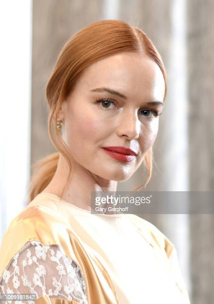 Actress/producer Kate Bosworth visits Build Series to discuss the film 'Nona' at Build Studio on December 6 2018 in New York City