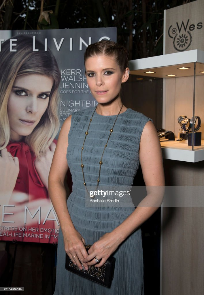 Haute Living Celebrates Kate Mara With Westime