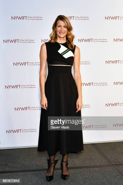Actress/producer Laura Dern attends 38th Annual Muse Awards at New York Hilton Midtown on December 14 2017 in New York City