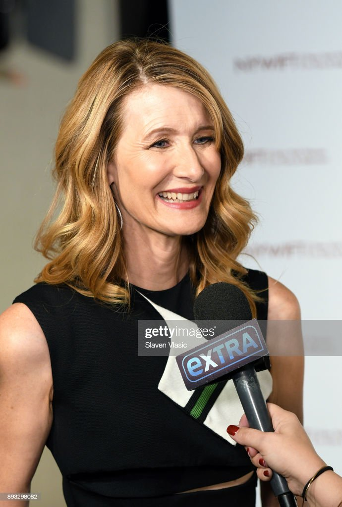 Actress/producer Laura Dern attends 38th Annual Muse Awards at New York Hilton Midtown on December 14, 2017 in New York City.