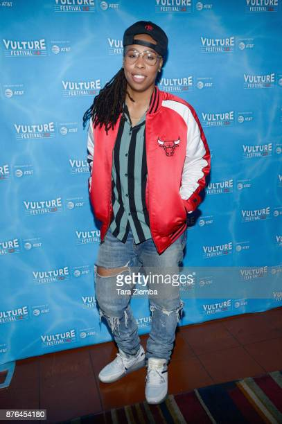 Actress/producer Lena Waithe attends Vulture Festival Los Angeles at Hollywood Roosevelt Hotel on November 19 2017 in Hollywood California