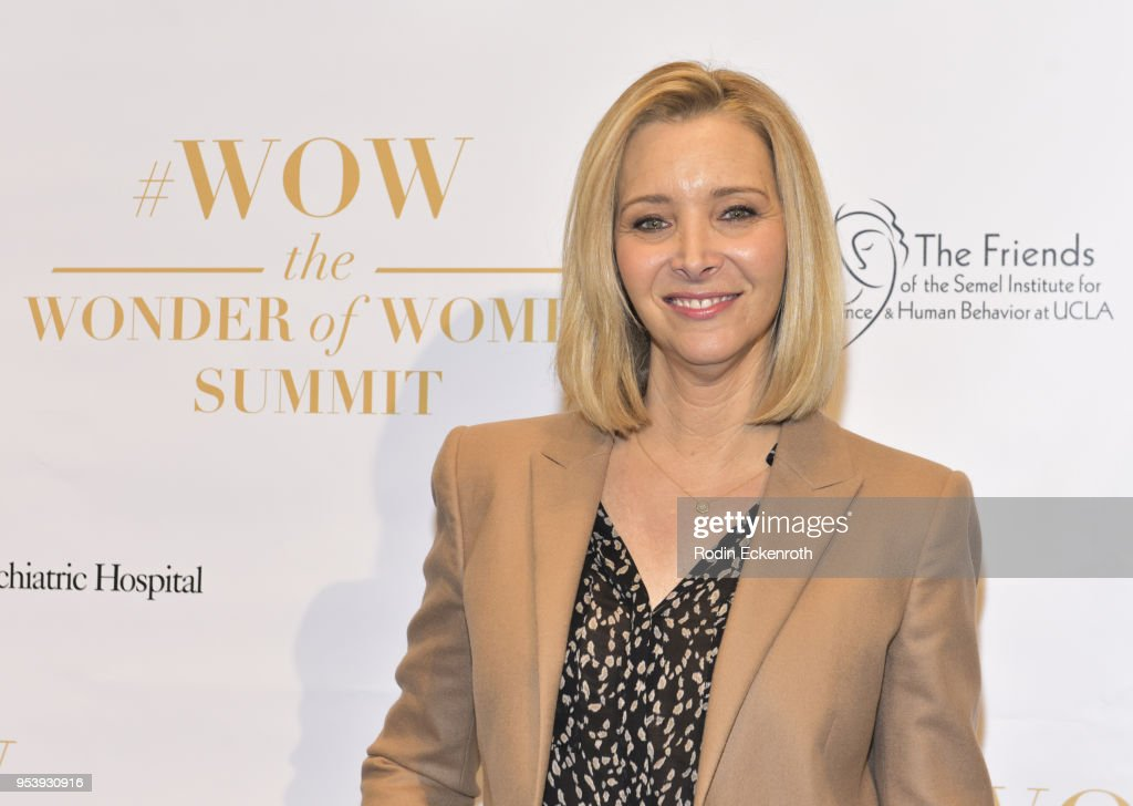 The Wonder Of Women Summit : News Photo