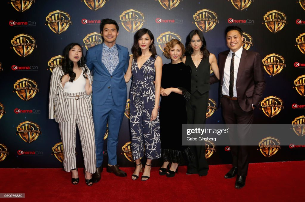 "2018 CinemaCon - Warner Bros. Pictures ""The Big Picture"" An Exclusive Presentation"
