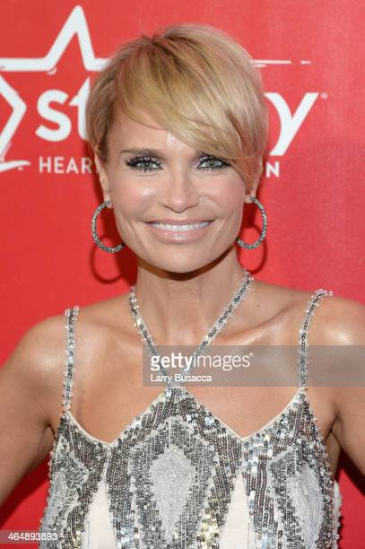 Actress/recording artist Kristin Chenoweth attends 2014 MusiCares Person Of The Year Honoring Carole King at Los Angeles Convention Center on January...