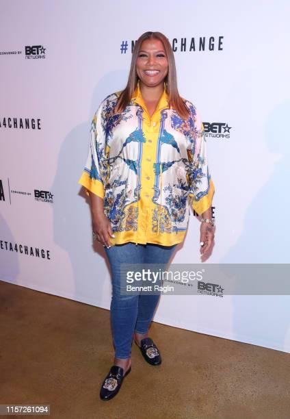 Actress/recording artist Queen Latifah attends META Convened by BET at Milk Studios on June 20 2019 in Los Angeles California