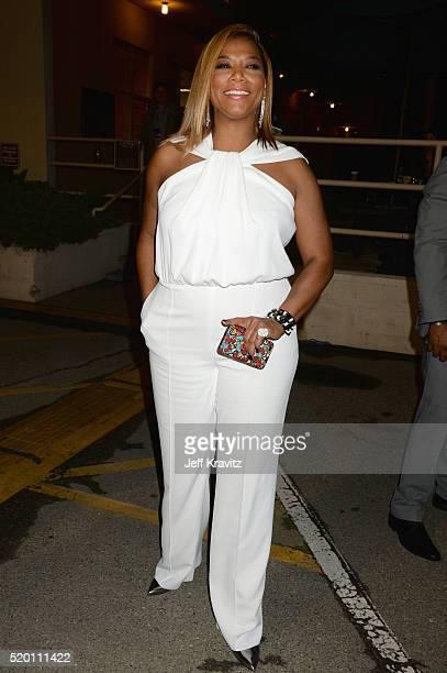 Actress/recording artist Queen Latifah attends the 2016 MTV Movie Awards at Warner Bros. Studios on April 9, 2016 in Burbank, California. MTV Movie...