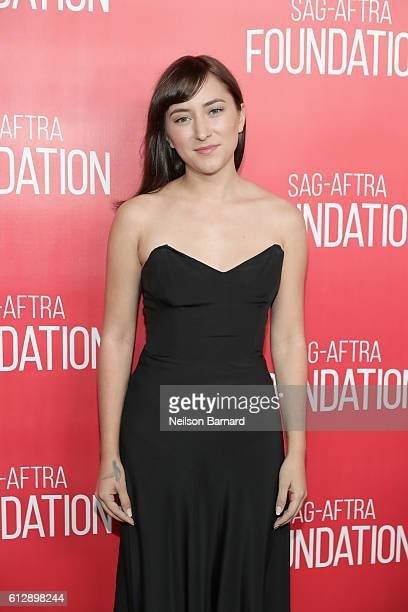 Actresss Zelda Williams attends the grand opening Of SAGAFTRA Foundation's Robin Williams Center on October 5 2016 in New York City