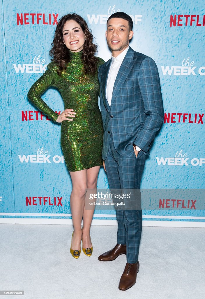 """The Week Of"" New York Premiere"