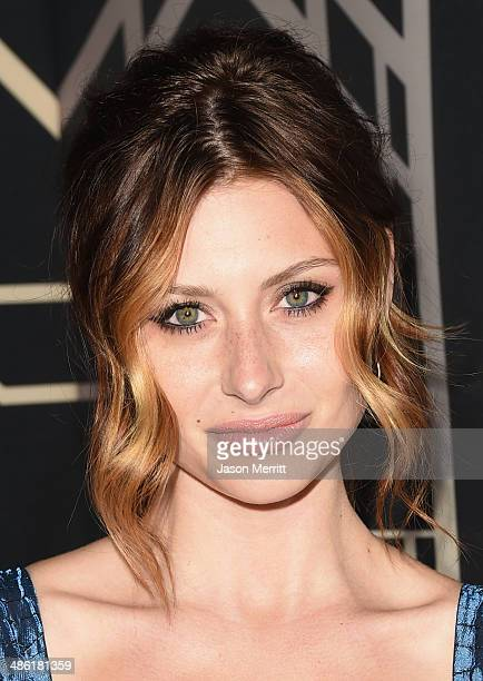 Actresssinger Aly Michalka attends the 5th Annual ELLE Women in Music Celebration presented by CUSP by Neiman Marcus Hosted by ELLE EditorinChief...