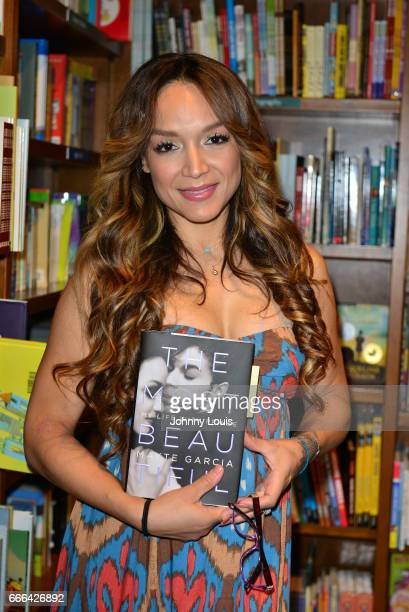 Actress/Singer and Dancer Mayte Garcia Prince's first wife read a passage took questions from the audience and signed copies of her book 'The Most...
