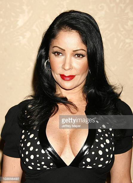 HILLS CA NOVEMBER 29 Actress/singer Apollonia Kotero arrives at Project Angel Food's Divine Design Gala Awards dinner at the Beverly Hilton Hotel on...