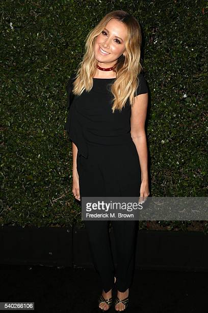 Actress/singer Ashley Tisdale attends Max Mara Celebrates Natalie Dormer The 2016 Women in Film Max Mara Face of the Future at Chateau Marmont on...