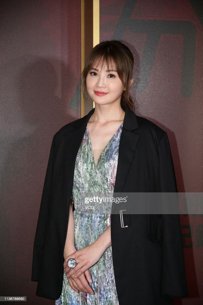 HKG: Charlene Choi Attends Sharing Session In Hong Kong