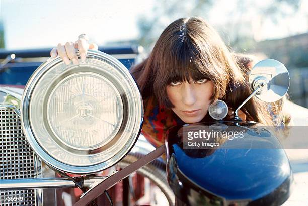 Actress/singer Cher poses for a photo 1966