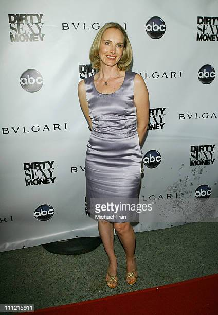 Actress/singer Chynna Phillips arrives at the Dirty Sexy Money Premiere at Paramount Theatre on September 23 2007 in Hollywood California