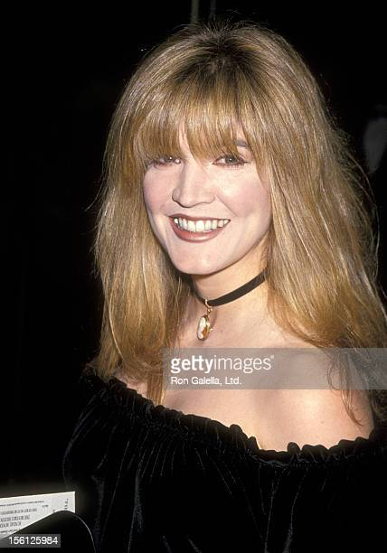Actress/Singer Crystal Bernard attends the 1994 'Field of Dreams' Awards to Benefit the Michael Bolton Foundation and Barry Bonds Foundation on...