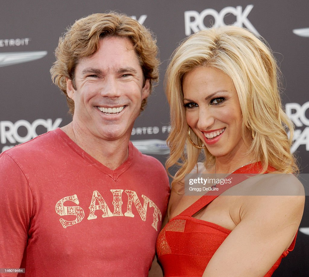 """Rock Of Ages"" - Los Angeles Premiere - Arrivals : News Photo"