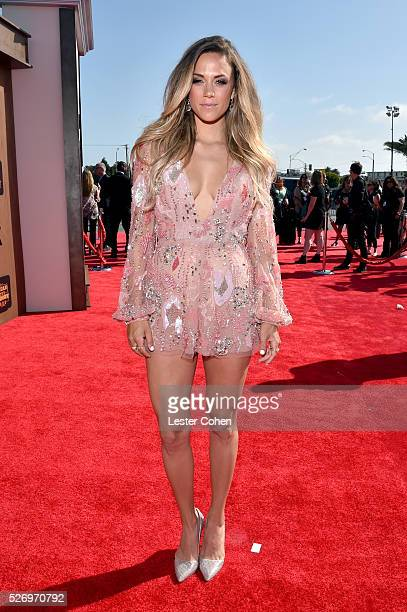 Actress/singer Jana Kramer attends the 2016 American Country Countdown Awards at The Forum on May 1 2016 in Inglewood California