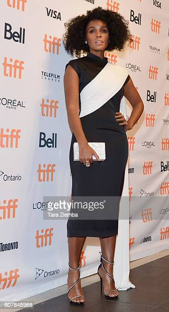 Actress/singer Janelle Monae attends the 'Hidden Figures' premiere during the 2016 Toronto International Film Festival at TIFF Bell Lightbox on...