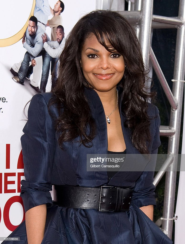 Actress/singer Janet Jackson attends the special screening of 'Why Did I Get Married Too' at the School of Visual Arts Theater on March 22, 2010 in New York City.