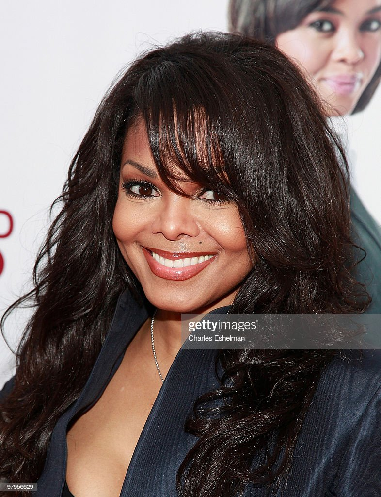 Actress/singer Janet Jackson attends the special screening of 'Why Did I Get Married Too?' at the School of Visual Arts Theater on March 22, 2010 in New York City.