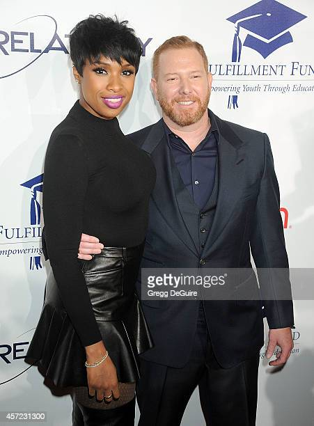 Actress/singer Jennifer Hudson and Ryan Kavanaugh arrive at the 20th Annual Fulfillment Fund Stars Benefit Gala at The Beverly Hilton Hotel on...