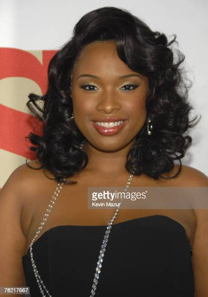 Actress/Singer Jennifer Hudson arrives at Conde Nast Media Group presents Movies Rock at the Kodak Theater on December 2 2007 in Los Angeles
