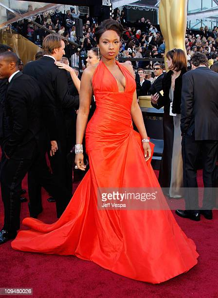 Actress/singer Jennifer Hudson arrives at the 83rd Annual Academy Awards held at the Kodak Theatre on February 27 2011 in Los Angeles California
