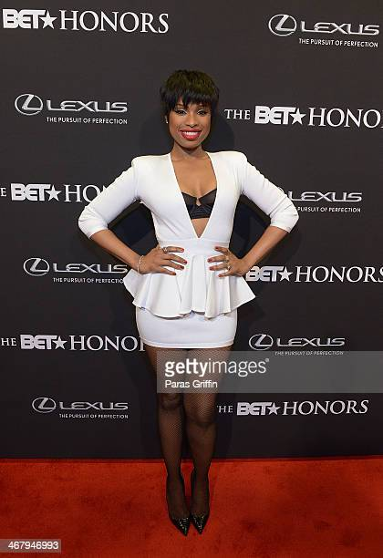 Actress/Singer Jennifer Hudson attends BET Honors 2014 at Warner Theatre on February 8 2014 in Washington DC