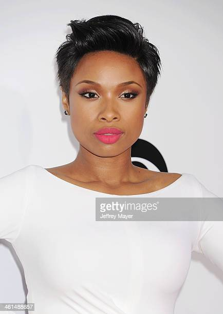 Actress/singer Jennifer Hudson attends The 40th Annual People's Choice Awards at Nokia Theatre LA Live on January 8 2014 in Los Angeles California