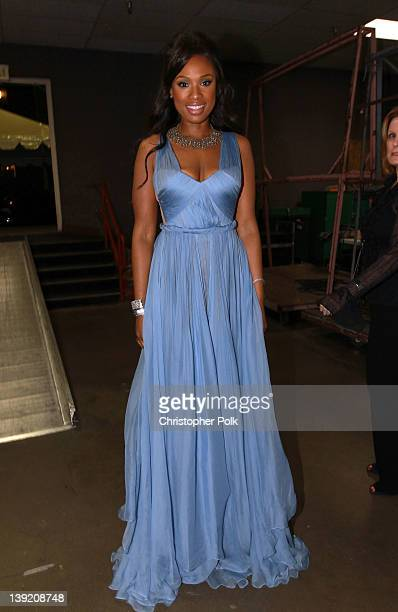 Actress/singer Jennifer Hudson attends the 43rd NAACP Image Awards at The Shrine Auditorium on February 17 2012 in Los Angeles California