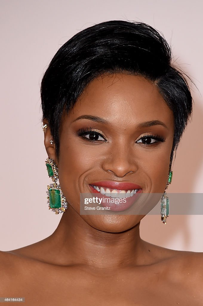 Actress/singer Jennifer Hudson attends the 87th Annual Academy Awards at Hollywood & Highland Center on February 22, 2015 in Hollywood, California.