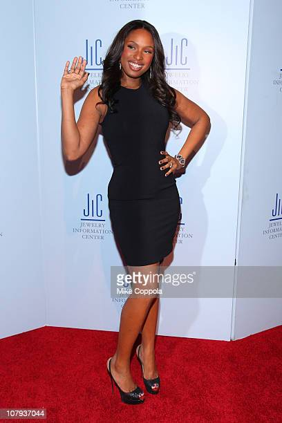 Actress/Singer Jennifer Hudson attends the 9th Annual JIC GEM Awards with Kay Jewelers at Cipriani 42nd Street on January 7 2011 in New York City