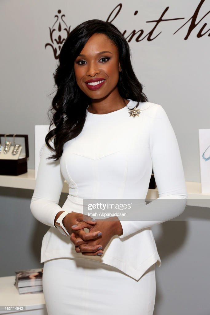 Actress-singer Jennifer Hudson attends Variety's 5th Annual Power of Women event presented by Lifetime at the Beverly Wilshire Four Seasons Hotel on October 4, 2013 in Beverly Hills, California.