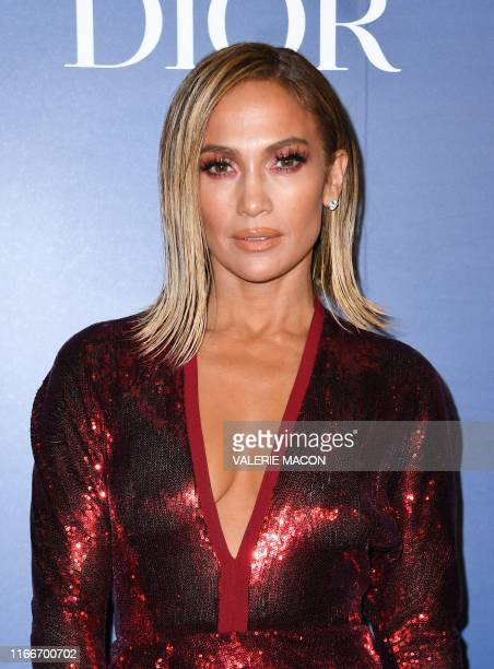 Actress/singer Jennifer Lopez arrives for the Hollywood Reporter and the Hollywood Foreign Press Associations annual event celebrating the 2019...