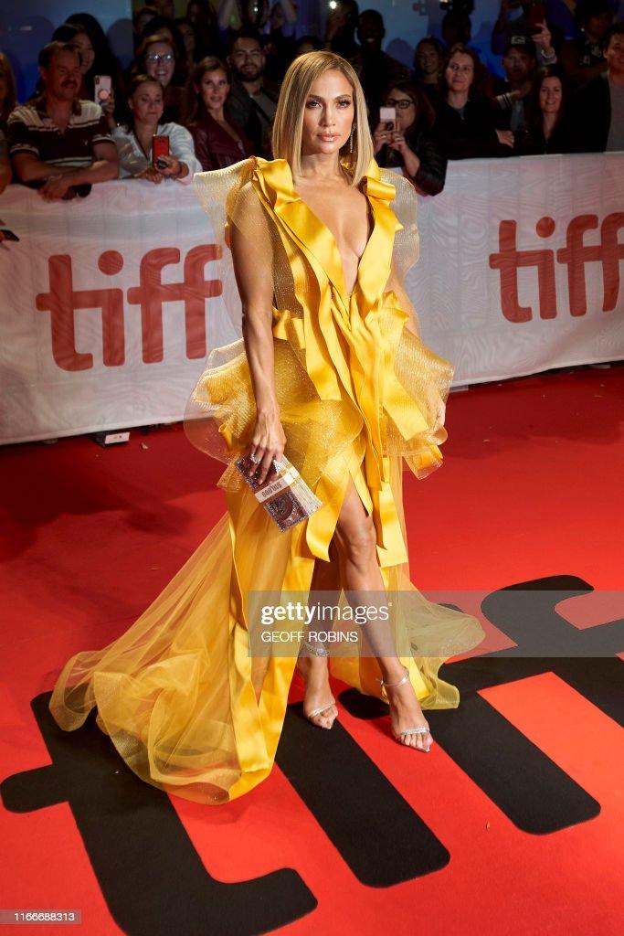 CANADA-ENTERTAINMENT-FILM-FESTIVAL-TIFF : News Photo