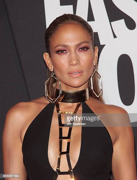 Actress/singer Jennifer Lopez attends Fashion Rocks 2014 at Barclays Center on September 9 2014 in the Brooklyn borough of New York City