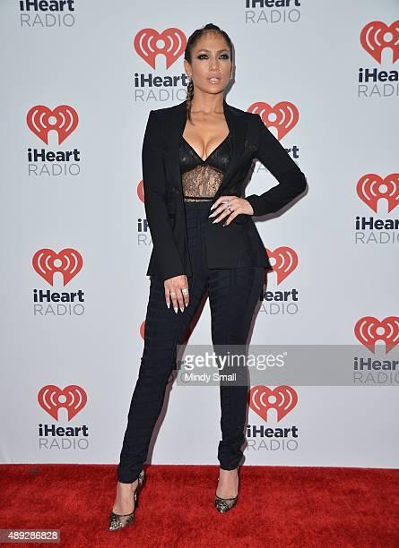 Actress/Singer Jennifer Lopez attends the 2015 iHeartRadio Music Festival Night 2 on September 19 2015 in Las Vegas Nevada
