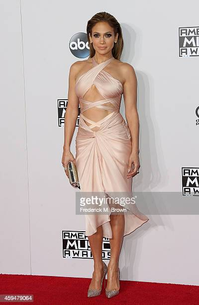 Actress/Singer Jennifer Lopez attends the 42nd Annual American Music Awards at the Nokia Theatre LA Live on November 23 2014 in Los Angeles California