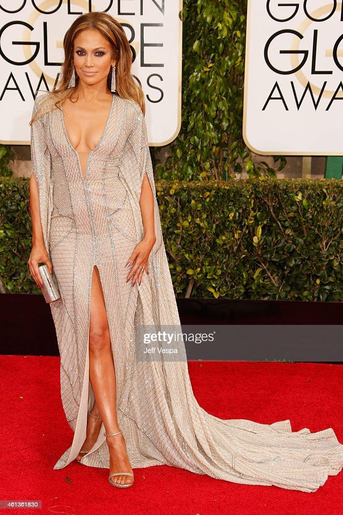 72nd Annual Golden Globe Awards - Arrivals : Nachrichtenfoto