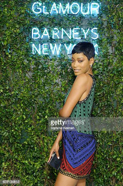 Actress/Singer Keke Palmer attends Fergie First Lady of Los Angeles Amy Elaine Wakeland Barneys New York Host Dinner to Welcome Cindi Leive Glamour's...