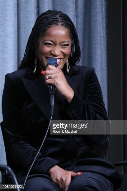 Actress/Singer Keke Palmer attends NAACP Image Awards Screening of 'PIMP' on December 17 2018 in Los Angeles California