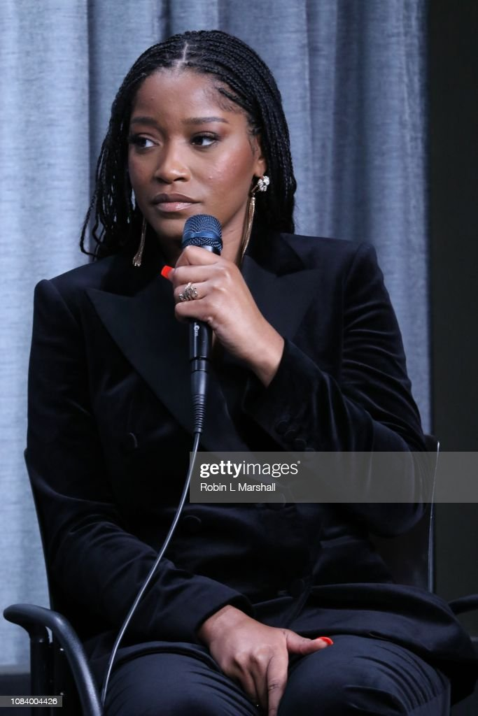 """50th NAACP Image Awards Screening Series Presents An Evening Celebrating Keke Palmer And Special Screening Of """"PIMP"""" : News Photo"""