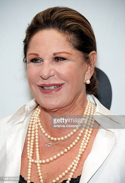 Actress/singer Lainie Kazan attends the AMPAS Presents The Last 70mm Film Festival Series 'It's A Mad Mad Mad Mad World' cast crew reunion at the...