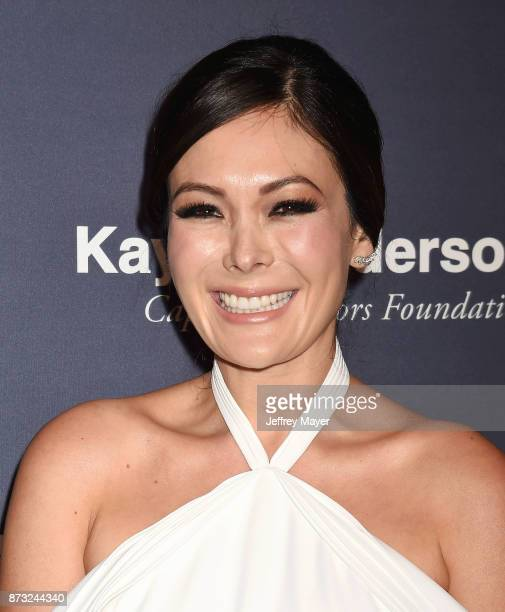 Actress/singer Lindsay Price attends the 2017 Baby2Baby Gala at 3Labs on November 11 2017 in Culver City California